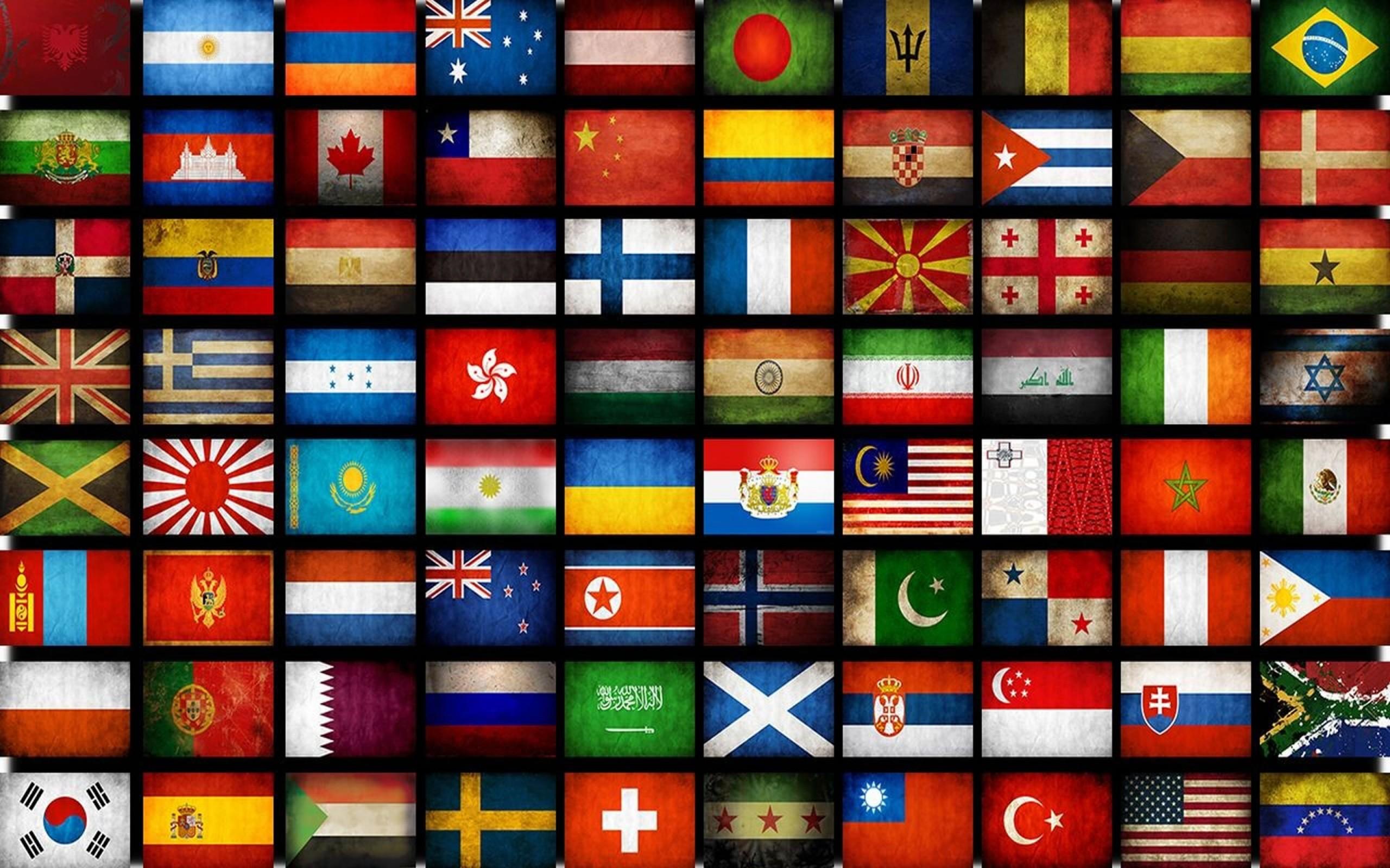 prodej státních vlajek