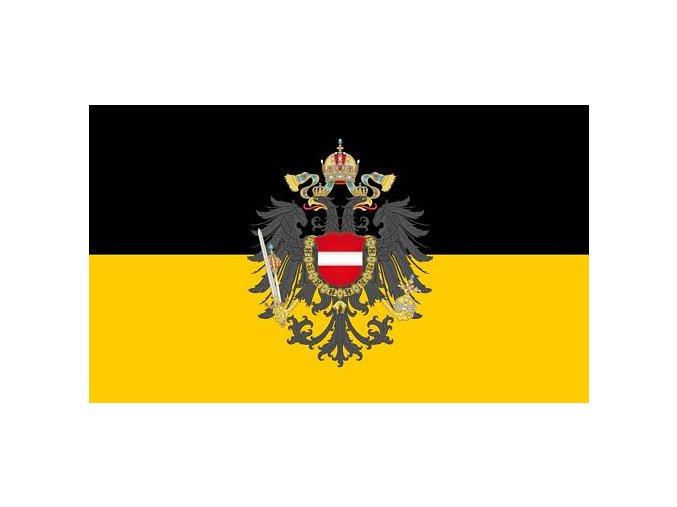 Vlajka Rakousko-Uhersko (císařství) 90 x 150 cm
