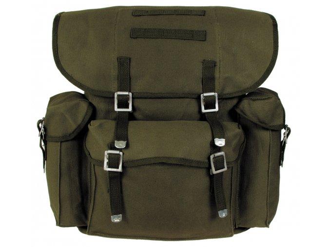 BW batoh černá barva