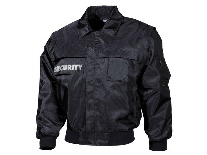 Bunda Security modrá