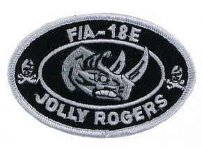 "Nášivka ""VF-103 JOLLY ROGERS"" C"