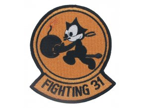 """Nášivka """"VF-31 TOMMCATTERS"""" E"""