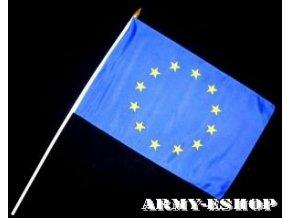 Vlaječka - praporek Evropa 30 x 45 cm