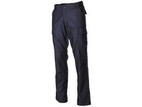 US klasické kalhoty BDU modré - módní úprava